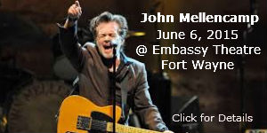 John Mellencamp in Fort Wayne