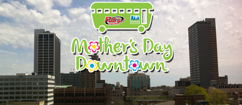 Mothers Day DID WLDE graphic