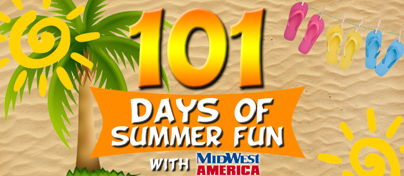 101 Days of Summer Fun