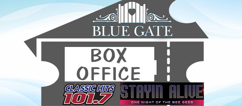 Blue Gate Box Office