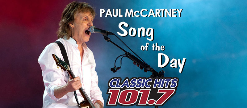 Paul McCartney Song of the Day