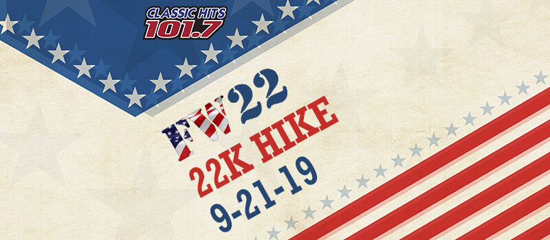 FW22's 5th Annual 22K Hike