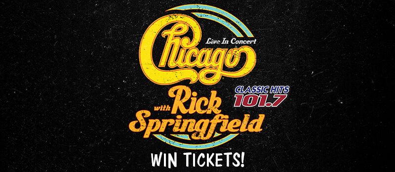 Chicago with Rick Springfield