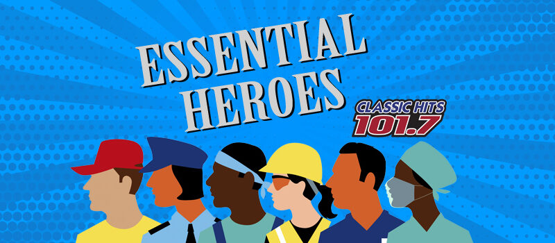 Nominate Your Essential Hero