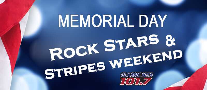 Rock Stars & Stripes Weekend