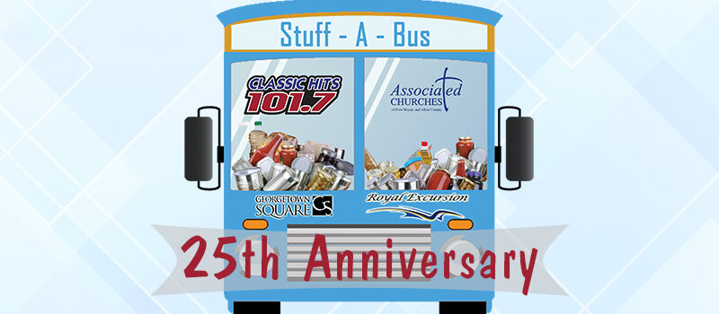 Stuff-A-Bus Food Drive