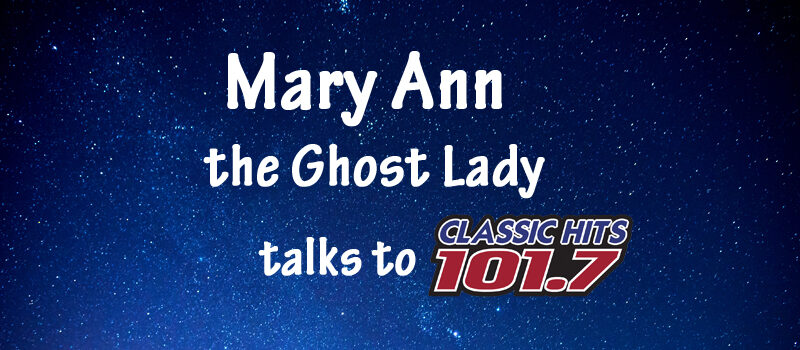 Mary Ann the Ghost Lady