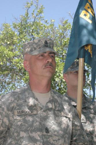 1SG. (R) Garry Murdock, US Army Active, NG Reservist. 1980-2013.